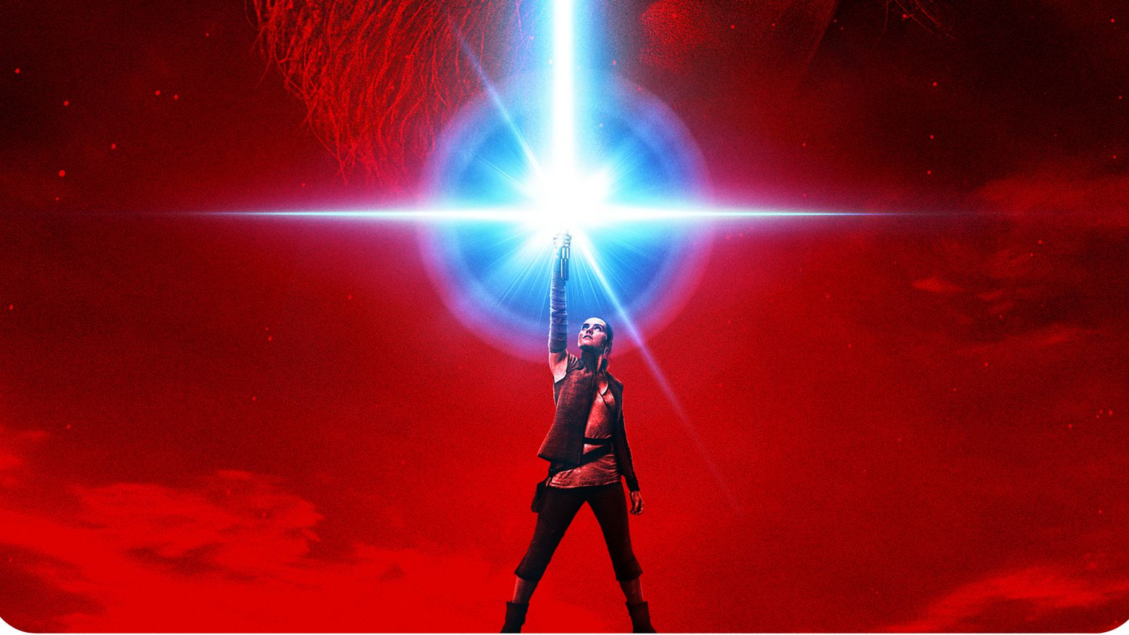 Star Wars: The Last Jedi's first poster is a stunning ...