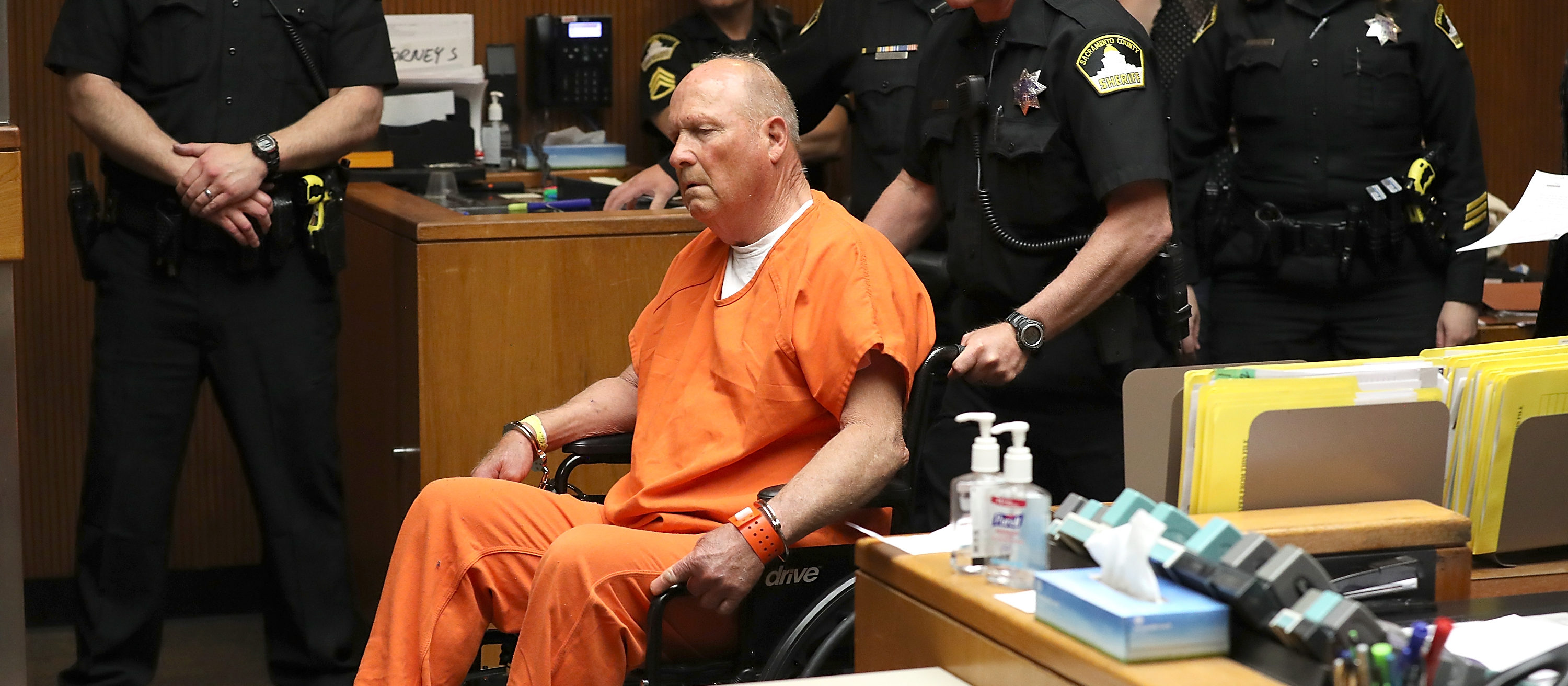 Golden State Killer Pleads Guilty To Murders From 70s And 80s, Avoids Death Penalty…