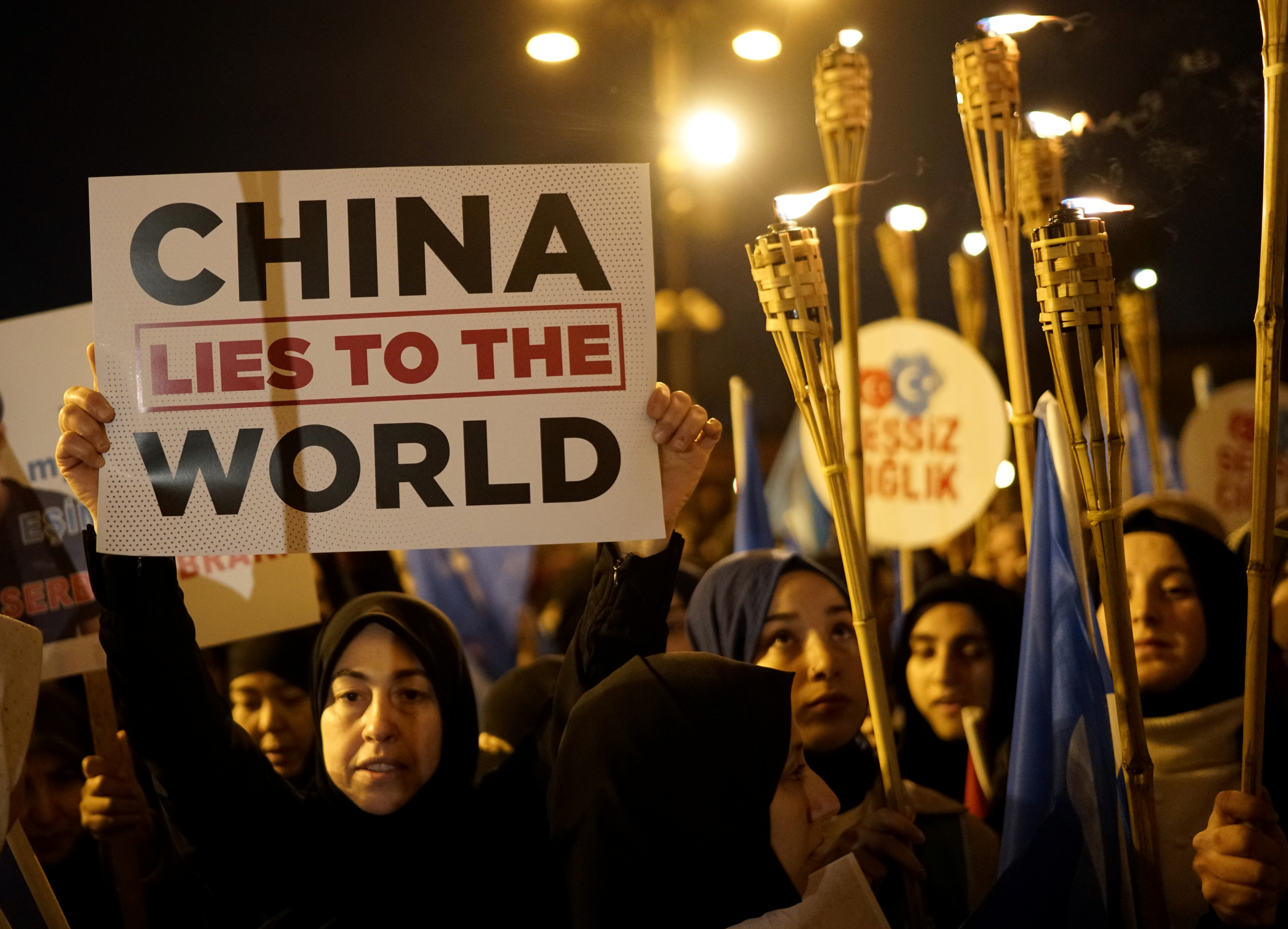 Investigation Finds That China Uses Uighur Labor To ...