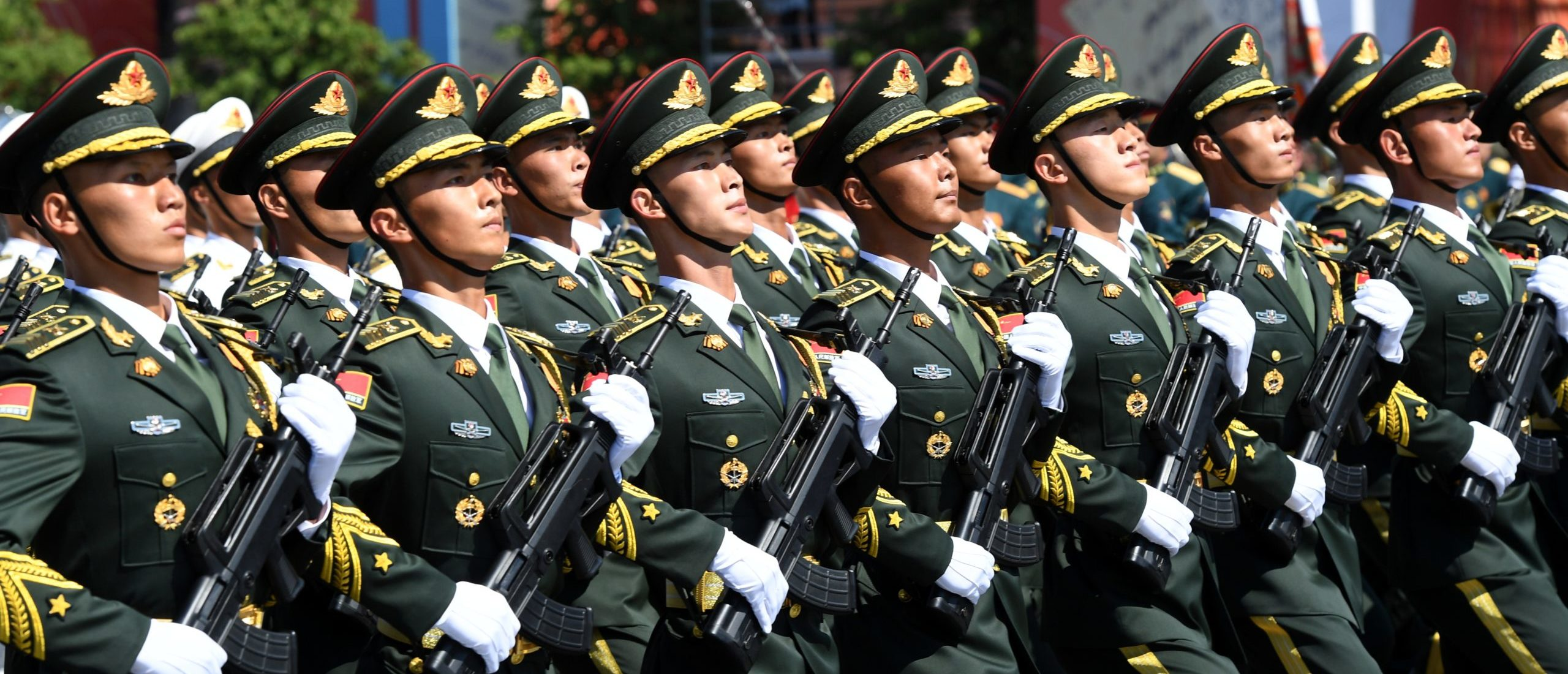 China Is Using Human Testing To Develop 'Biologically ...