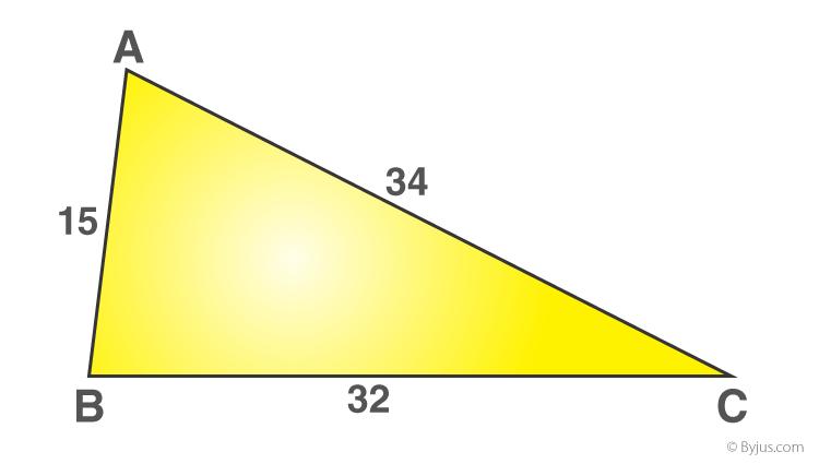 Scalene Triangle (Definition, Area, Perimeter & Examples)