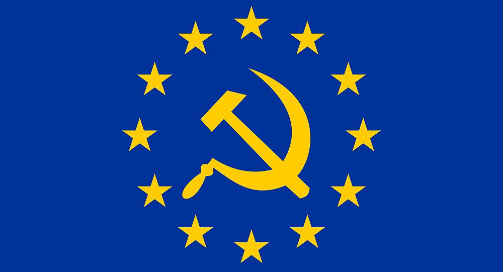 Soviet-Style 'Eurocracy' Threatens to Rip European Union ...