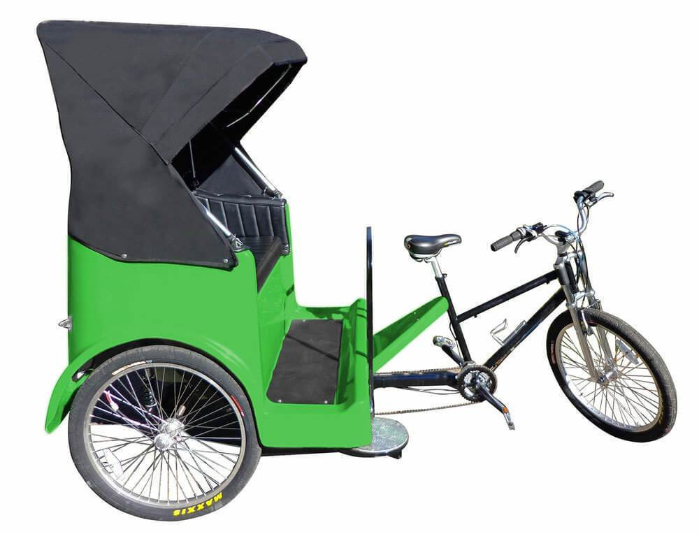 Park Place Pedicab | The USA Trailer Store