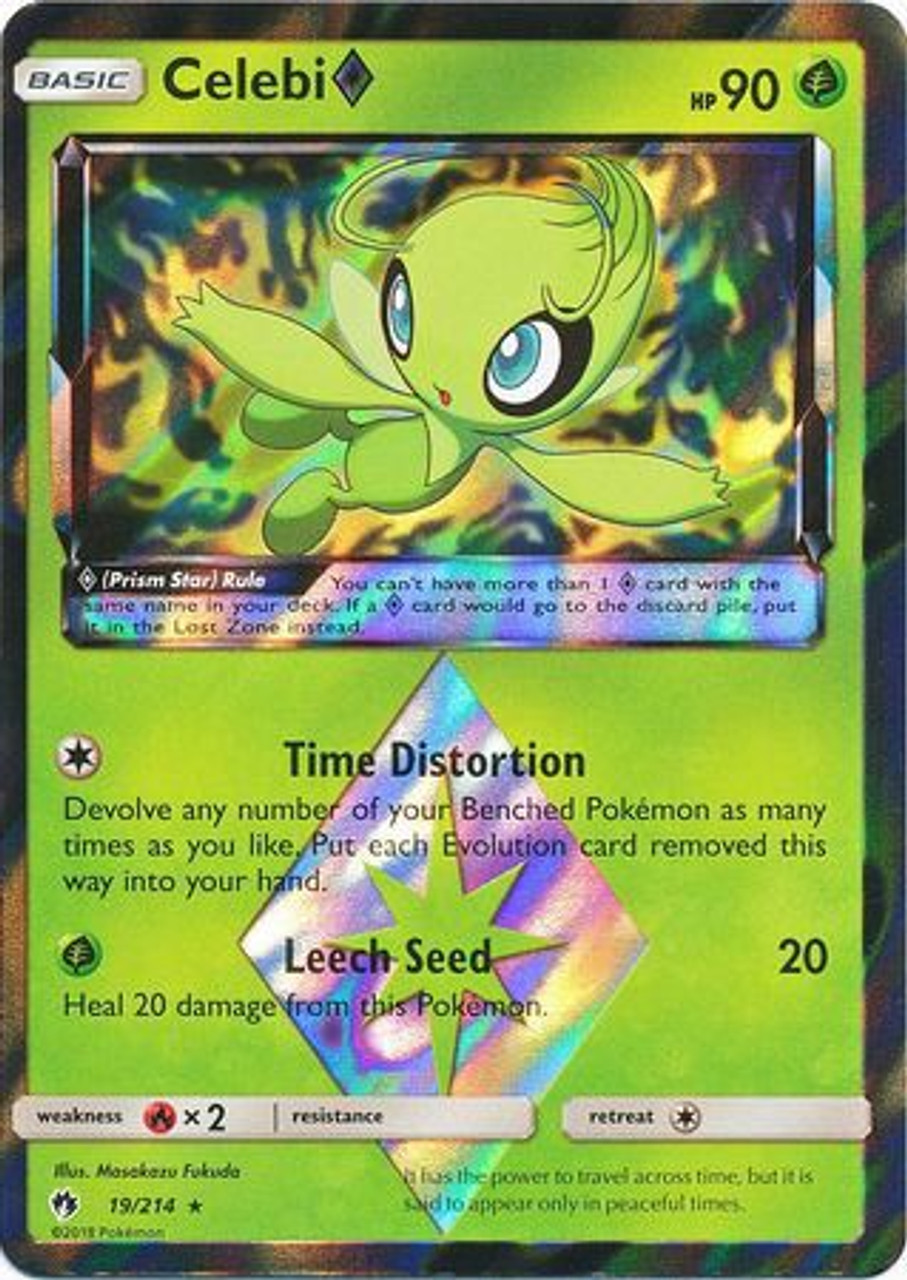 Pokemon Trading Card Game Lost Thunder Single Card Rare ...