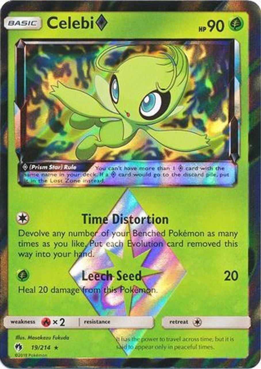 Pokemon Trading Card Game Lost Thunder Single Card Rare ...