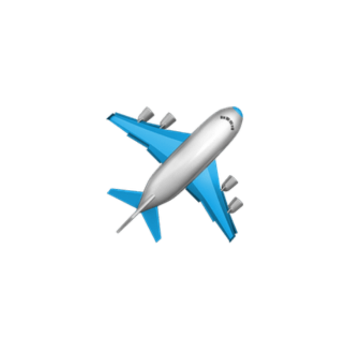 air airplane airplanes emoji iphone imoji apple applemo...