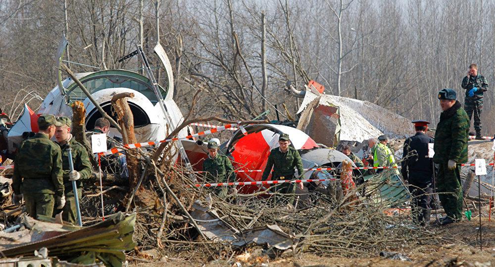 Polish President Says Exhumation of Smolensk Plane Crash ...