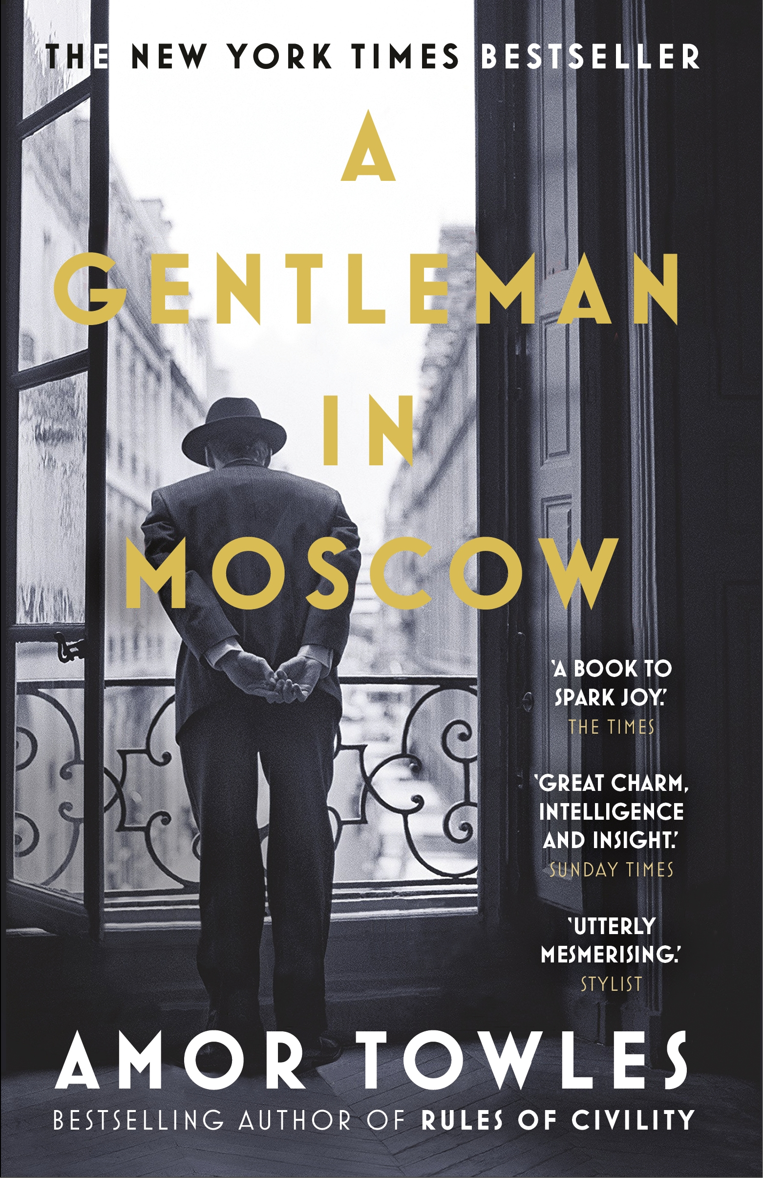 A Gentleman in Moscow by Amor Towles - Penguin Books New Zealand