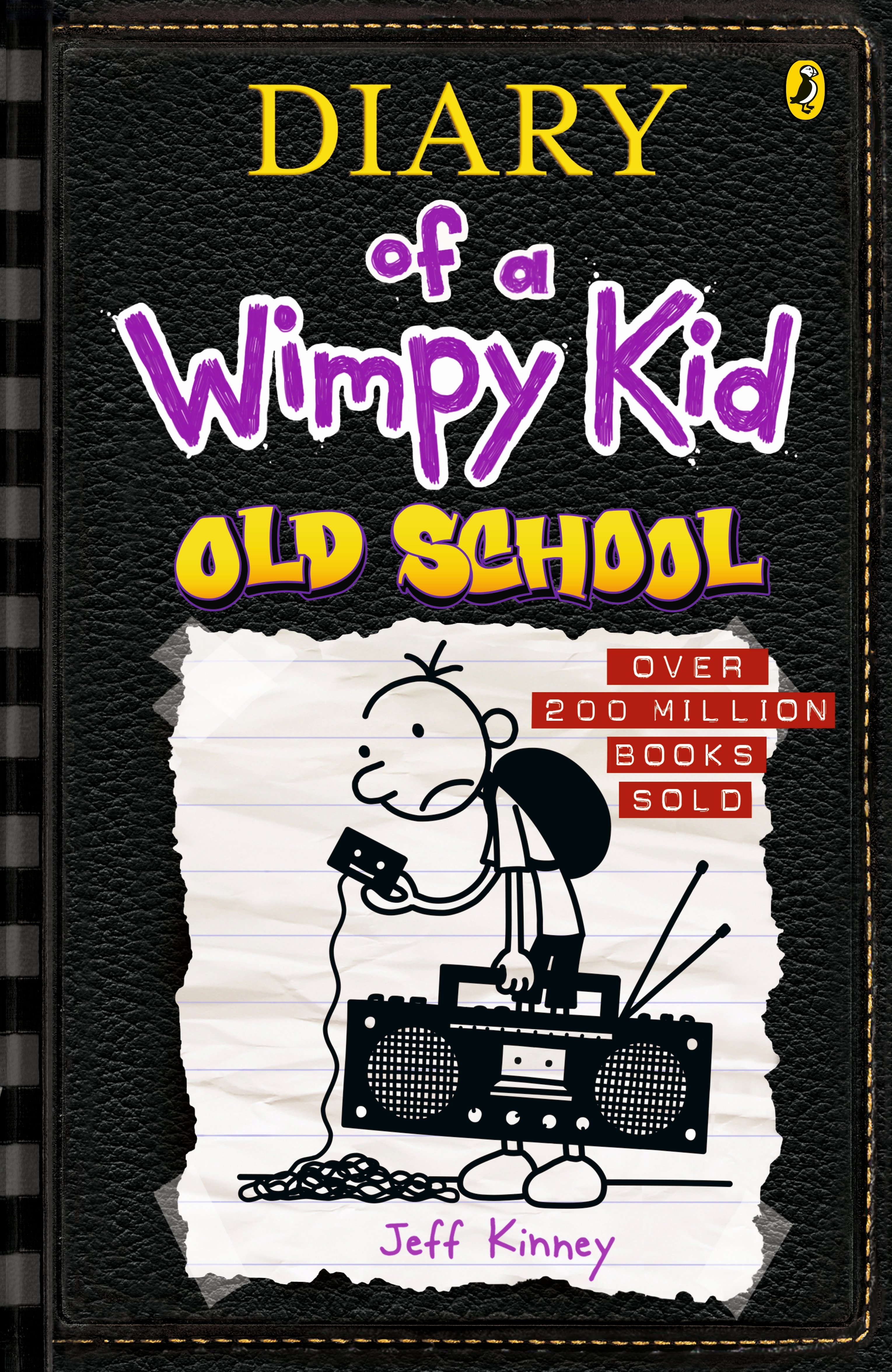 Cover for Diary Of A Wimpy Kid - Old School
