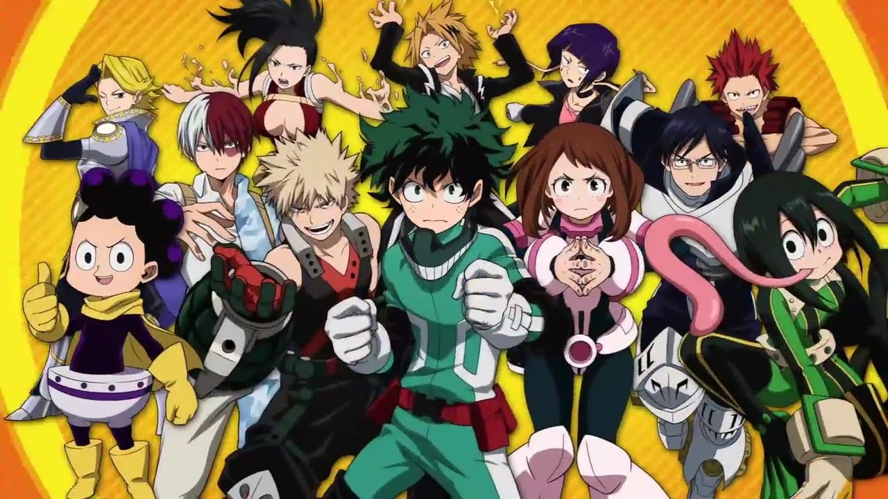 My Hero Academia: One's Justice Announced for PlayStation ...