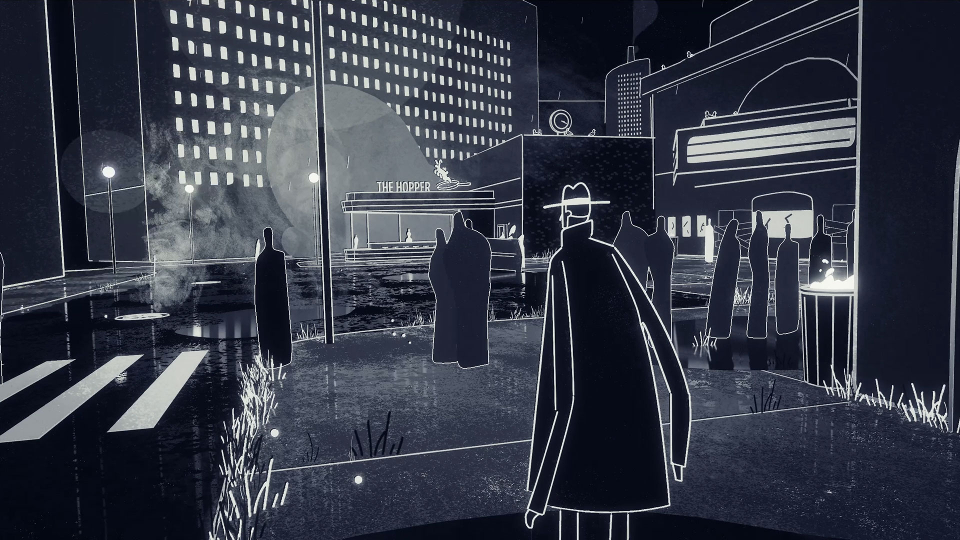 Genesis Noir is a Stylish Cosmic Adventure That You Need to See