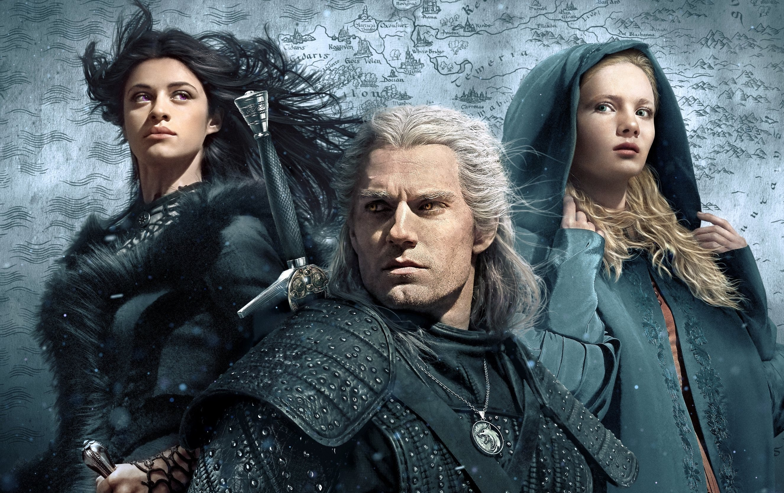 The Witcher Netflix Series Receives New Poster Prior to ...
