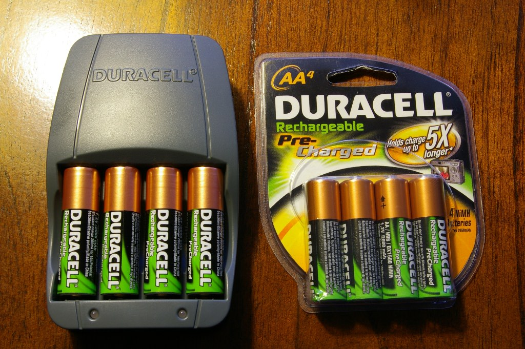 8 Rechargeable AA & AAA Batteries Comparison - Quality vs ...