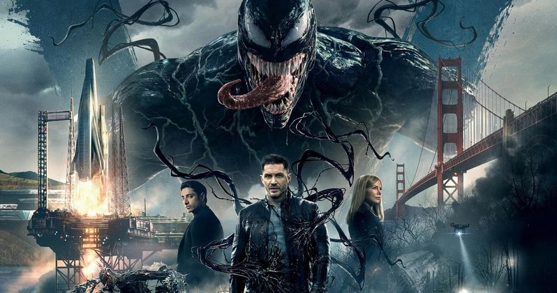 Venom 2 Is Officially Happening with Original Cast & Writer
