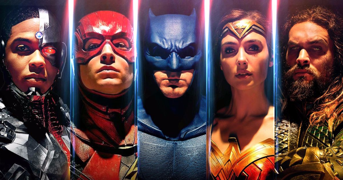 Justice League 2 Would Have Released Today If Things Went ...