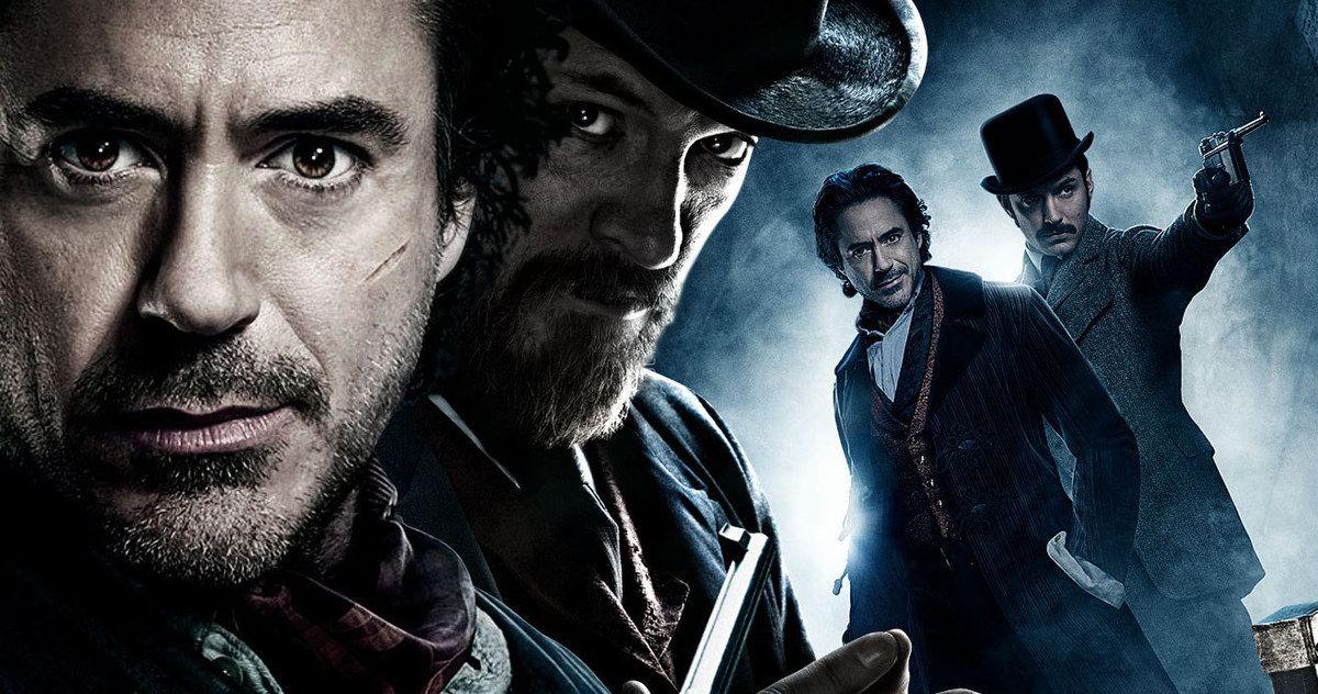 Sherlock Holmes 3 Gets Christmas 2020 Release Date