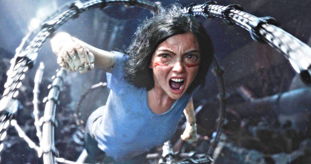 New Alita: Battle Angel Trailer Prepares for the Ultimate ...