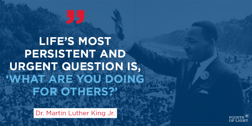 Celebrate Dr. Martin Luther King Jr.'s Legacy By Giving ...