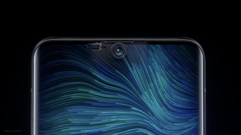 OPPO introduce the first under-display camera at MWC 2019
