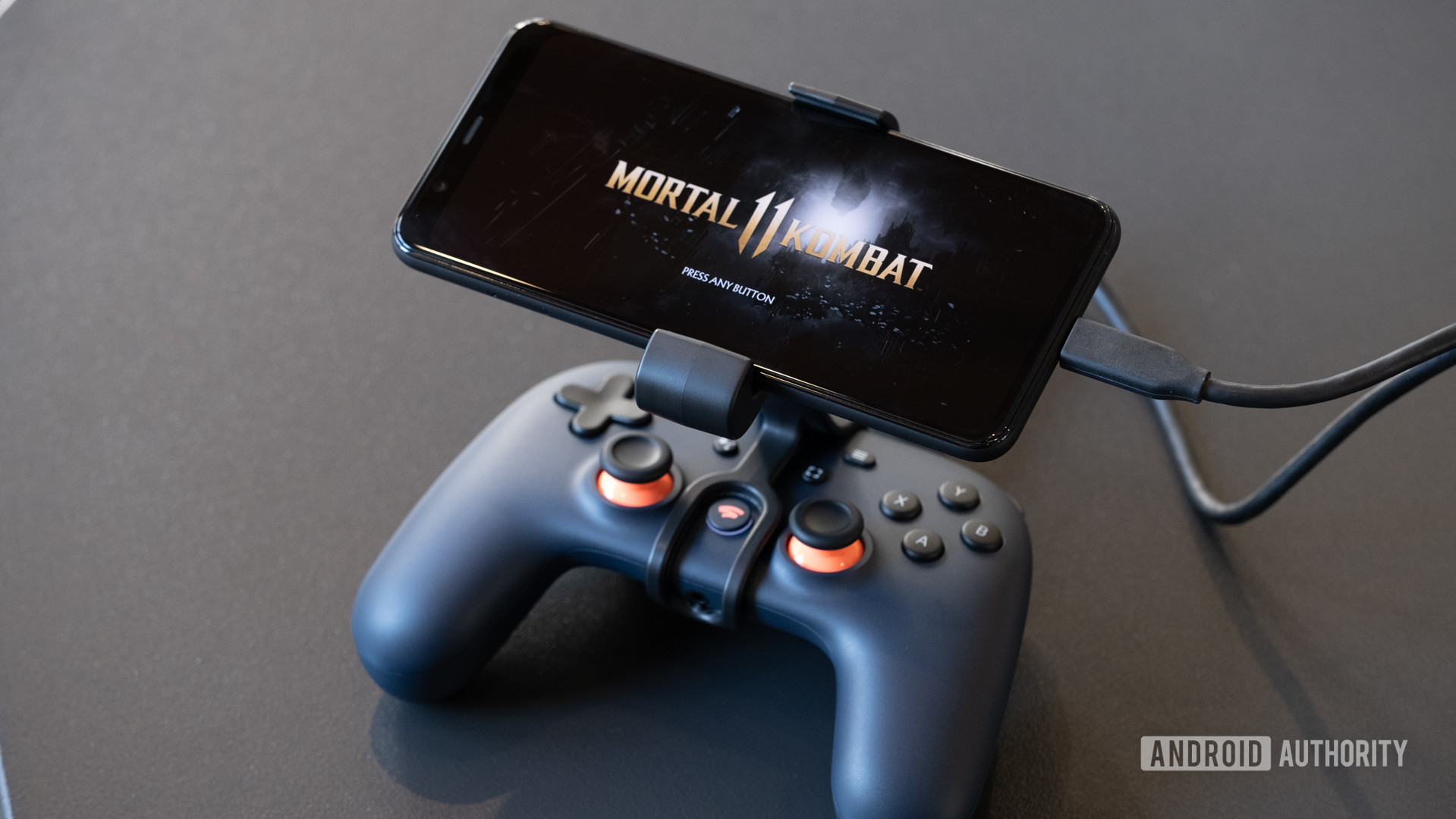 How to remove (or add) the Stadia controller prompt on ...