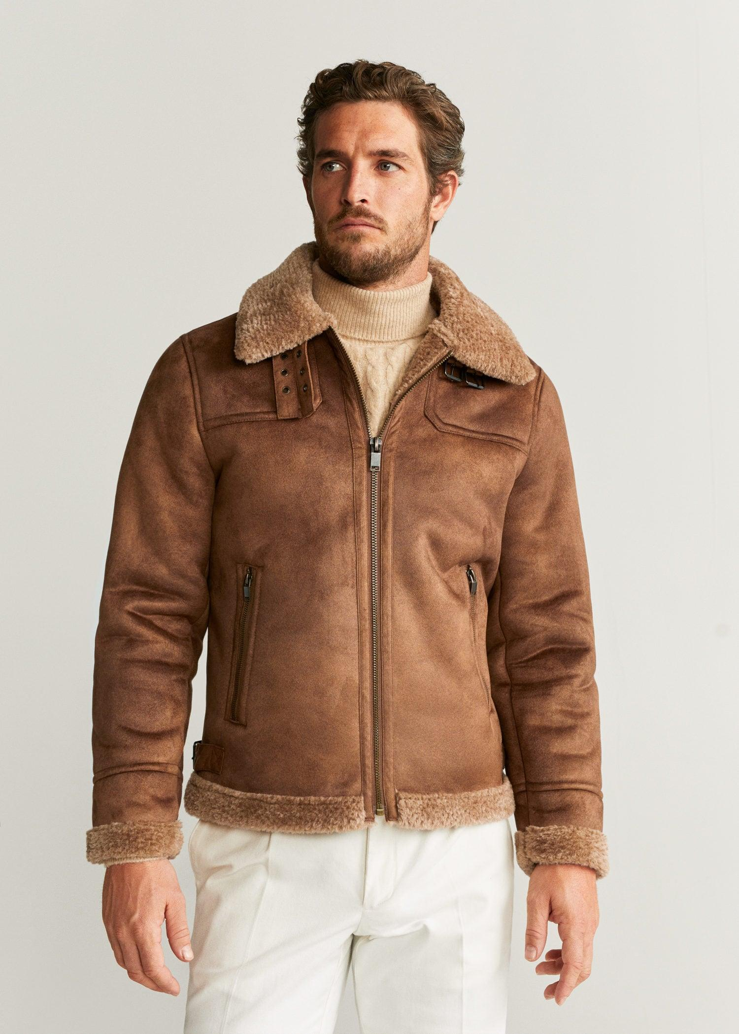 how to style camel   Camel Aviator Jacket
