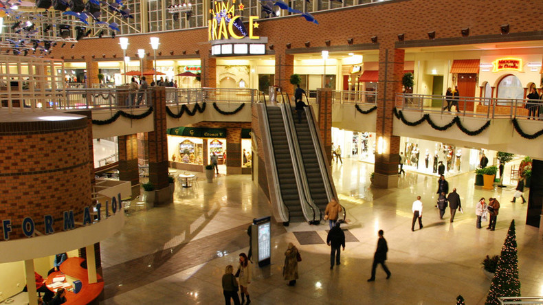 Country's largest mall operator closing its 200-plus shopping centers because of the coronavirus pandemic…