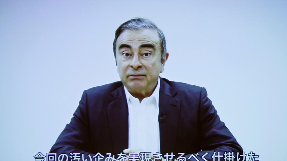 Japan has requested an international warrant against Carlos Ghosn via INTERPOL…