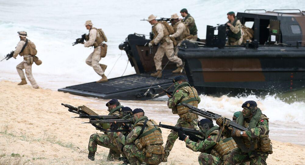 España participará activamente en las maniobras de la OTAN ...