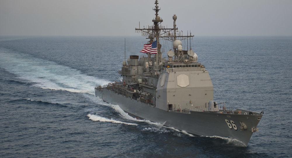 Atak USA na Syrię « Dziennik gajowego Maruchy