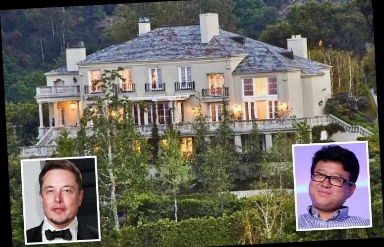 Elon Musk 'sells LA mansion for $29M to Chinese tech billionaire' after promising to give up all 'physical possessions'…