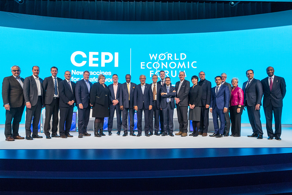 CEPI officially launched - CEPI
