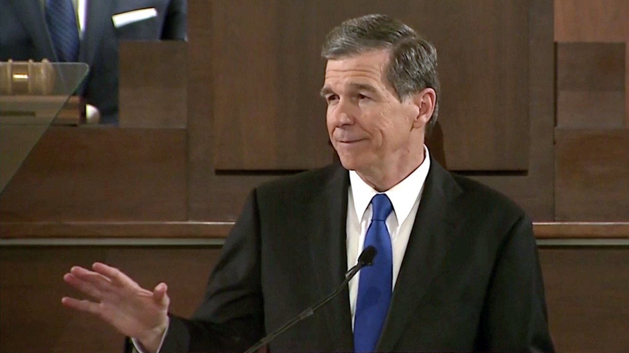 Federal Judge Overrules North Carolina Governor's Restrictions On Worship…