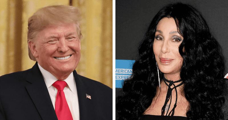Cher calls Trump 'mass murderer' who deserves 'death' for ...
