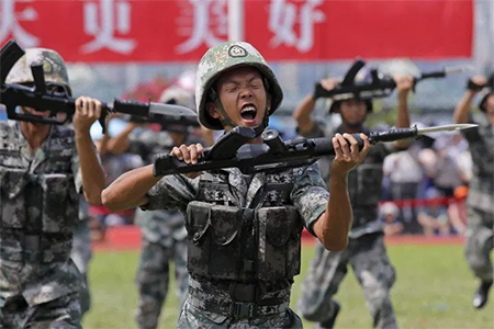 Canada needs to plan ways to meet China's military ...
