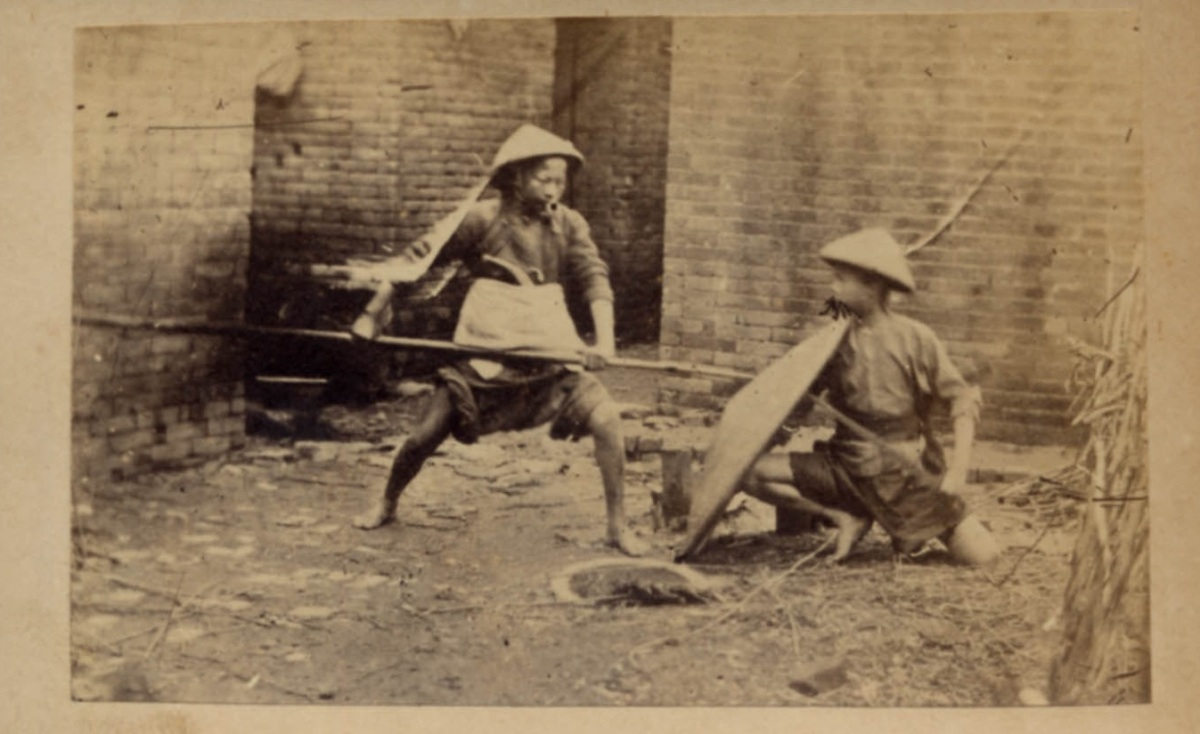 Conceptualizing the Asian Martial Arts: Ancient Origins ...