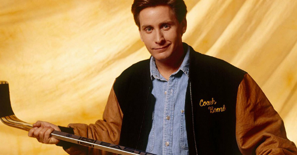 'Mighty Ducks' TV Series Forces Emilio Estevez Out of the Director's Chair and Back In Front of the Camera