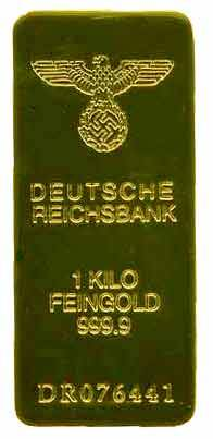 What Happened To Hitler's Gold?   Circa71