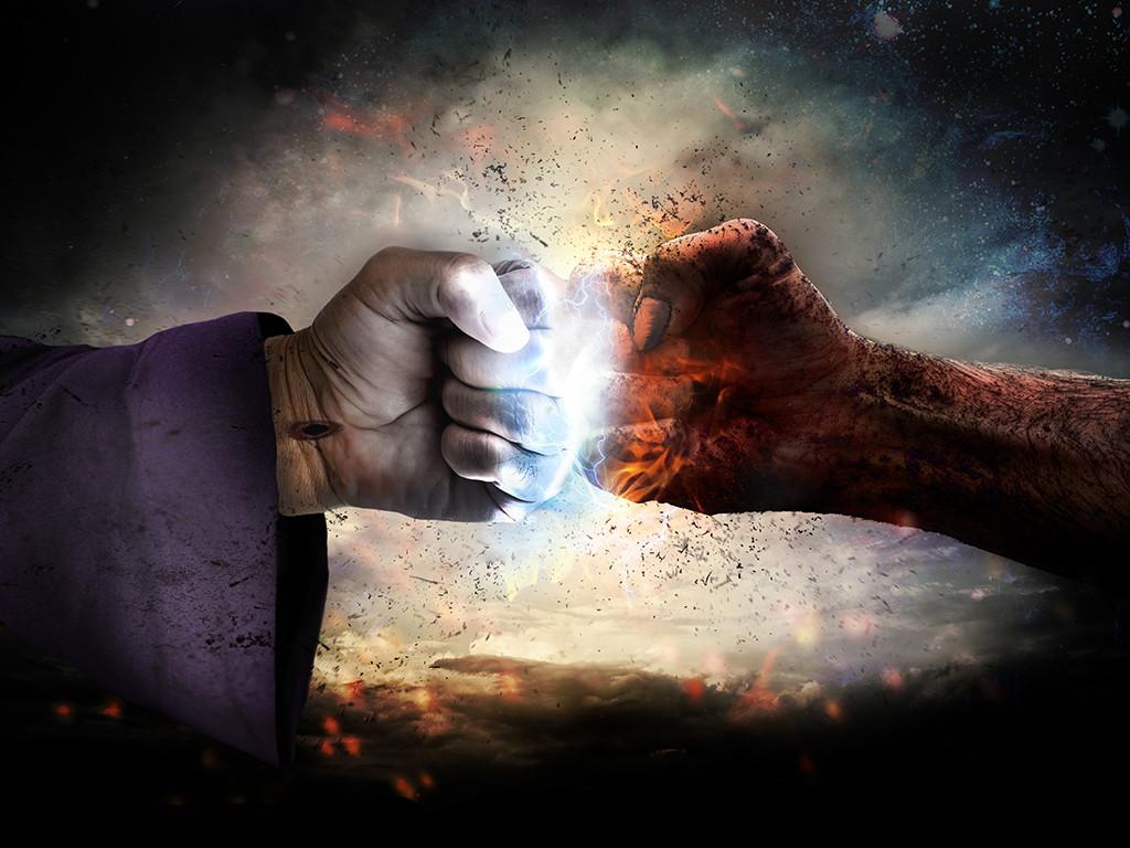 001-Origin of the Great Conflict between Good and Evil