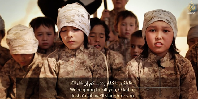 The Islamic State Recruited 400 Child Soldiers in 3 Months ...