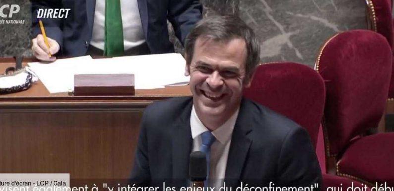 VIDÉO – Olivier Véran craque à l'Assemblée Nationale : son ...