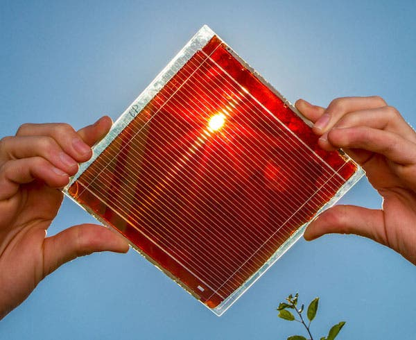 Researchers at MIT have developed a transparent coating, an organic polymer, that lets perovskite solar panels conduct electricity 10 times better. That could mean solar panels that are easier to manufacture and make installing on roofs even simpler. The findings were published in Science Advances…