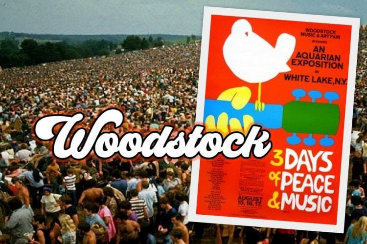 Woodstock: What people said the famous music festival was ...