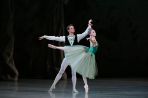 The Music Center Presents The Mariinsky Ballet And Orchestra's Performances Of George Balanchine ...