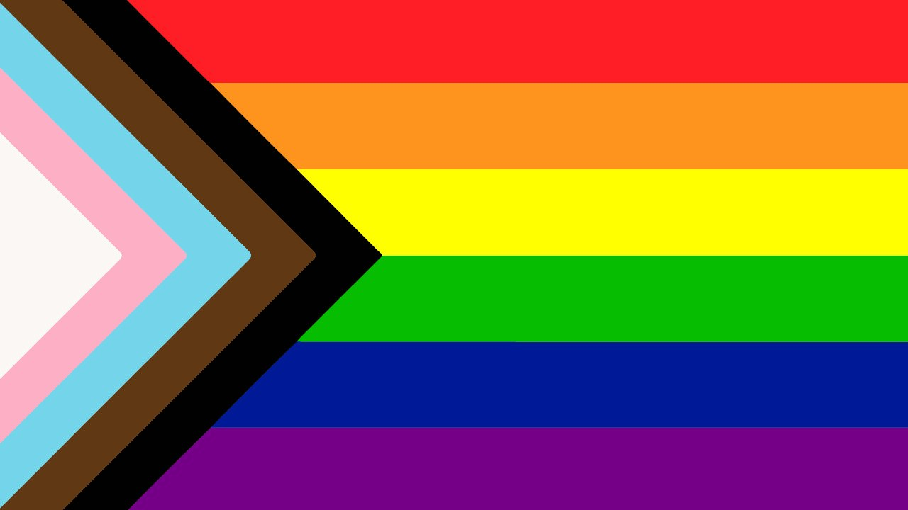 The new rainbow pride flag is a design disaster—but a ...