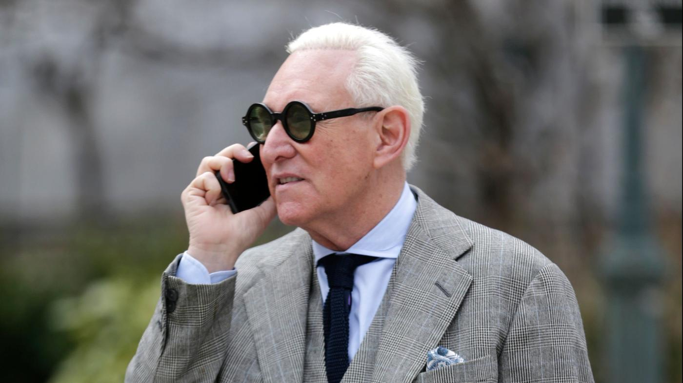 Roger Stone Prosecutor Resigns 'Immediately' After DOJ Rejects Absurd Sentencing Proposal…