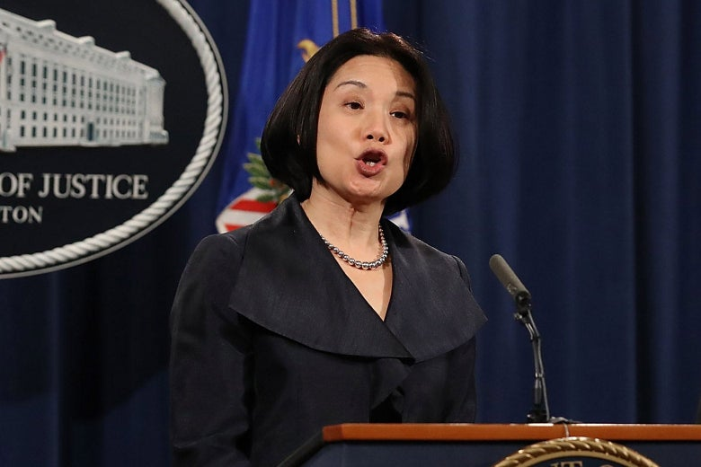 Interesting Move: Jessie Liu, who failed to prosecute the Awans and McCabe, has been removed from the DOJ and replaced with Barr's staff attorney…