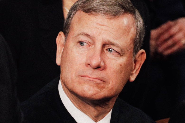 Chief Justice Roberts poised for starring role in a Trump impeachment trial…