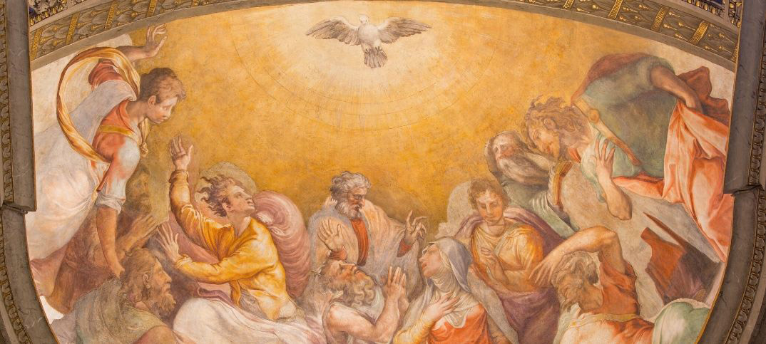 6 Good Prayers for Pentecost Sunday - ConnectUS