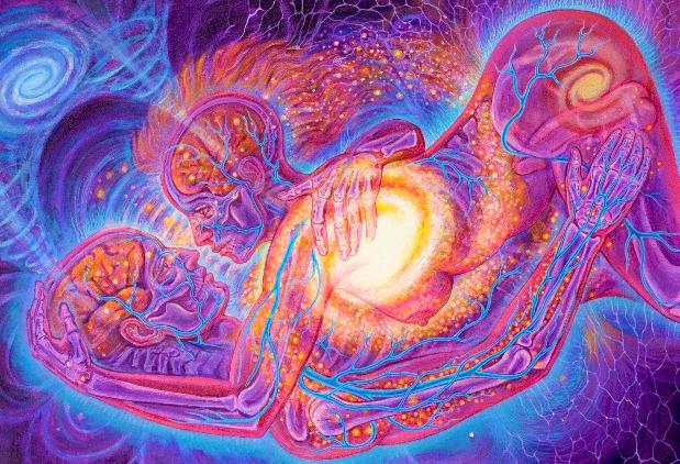 Transforming Sexual Energy Into Spiritual Energy - Conscious Reminder