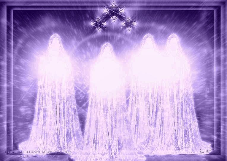 Light Beings And Spirit Energy: How You Created The Universe - Conscious Reminder